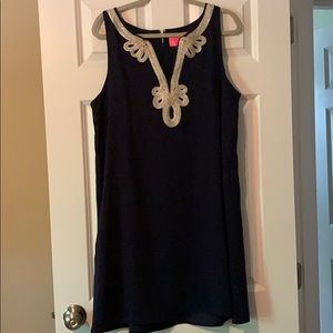 NWT Lilly Pulitzer Navy dress